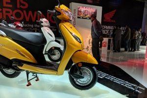 Xe Honda Lead mới giá chỉ 18,3 triệu vừa 'trình làng'
