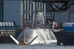 Tàu ngầm Dolphin- 'quái vật đại dương' đầy ám ảnh cho các đối thủ