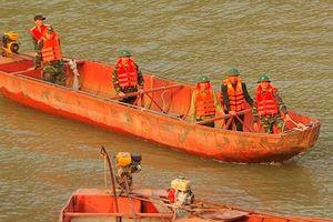Tìm thấy nạn nhân cuối cùng trong vụ 9 người đuối nước, mất tích trên sông Hồng
