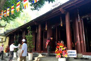 Khu di tích chùa Tiêu Sơn và những điều còn bí ẩn