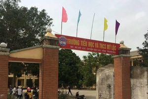 Thanh Hóa: Bé trai 7 tuổi tử vong bất thường tại trường học