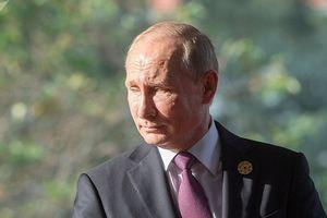 Tổng thống Putin chia sẻ bí mật của sự hạnh phúc
