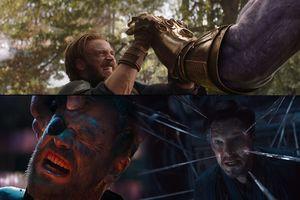'Avengers: Infinity War': Captain America một mình đối đầu Thanos, thế giới tan hoang trong trailer mới