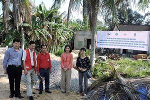 80 ngôi nhà an toàn chống bão lũ được xây dựng tại Quảng Nam