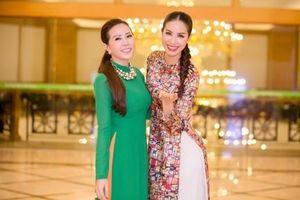 Hoa hậu Thu Hoài thừa nhận mâu thuẫn với Phạm Hương và không làm hòa