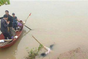 Hải Phòng: Phát hiện thi thể nữ sinh trên sông Thái Bình