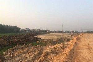 Công ty BOT Bắc Giang - Lạng Sơn 'phản hồi' về việc hàng chục nghìn khối đất thải đi đâu?