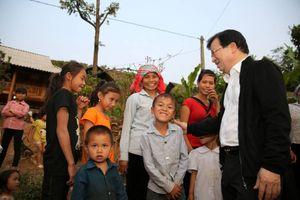 Phó Thủ tướng họp triển khai giải pháp ổn định đời sống người dân tái định cư Thủy điện Sơn La