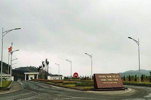 Quảng Ninh: Trung tâm xử lý rác chưa kịp hoàn thành, Công ty Indevco đã đổ hàng nghìn tấn rác thải khiến môi trường ô nhiễm