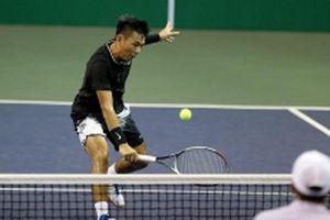 Lý Hoàng Nam vào chung kết Giải quần vợt Ấn Độ F3 Futures