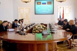Saint Petersburg muốn thúc đẩy quan hệ với các địa phương Việt Nam