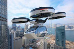 Audi bắt tay Airbus làm ôtô bay tự lái
