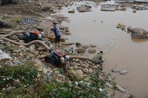 Viết tiếp bài 'Cánh đồng Mường Lò đang giãy chết vì thủy điện'