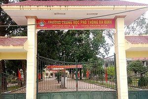 Cảnh cáo Hiệu trưởng cho học sinh nghỉ học để đi giao lưu