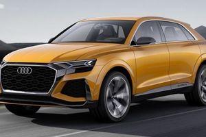 Audi Q8 mới sẽ sớm ra mắt ''đe dọa'' Mercedes-Benz GLE Coupe và BMW X6