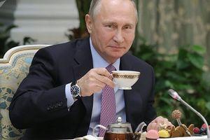 Tổng thống Putin tiết lộ công việc tình báo ít người biết