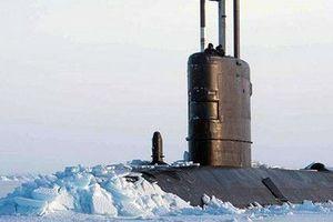 Anh đưa tàu ngầm hạt nhân đến Bắc cực