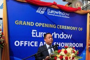 Eurowindow chính thức khai trương văn phòng tại Myanmar