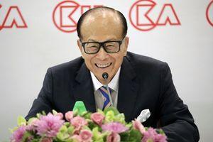 Người giàu nhất Hong Kong trao đế chế trị giá 80 tỷ USD cho con trai cả