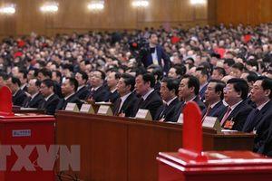 Việt Nam chúc mừng ông Tập Cận Bình tái đắc cử