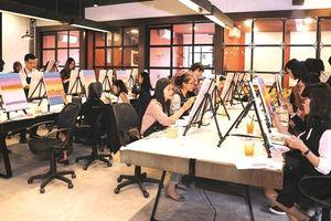 Những họa sĩ văn phòng