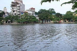 Hướng đi đúng trong việc xử lý ô nhiễm hồ nước
