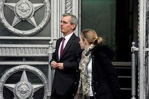 Nga lần thứ 2 trong tuần triệu tập Đại sứ Anh