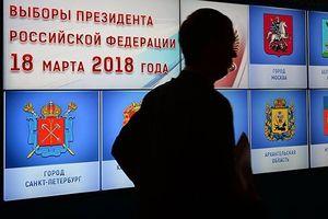 Bầu cử Tổng thống Nga: Ngày im lặng trước giờ bỏ phiếu!