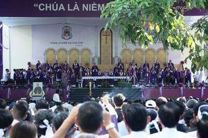 Thánh lễ tiễn biệt cố Tổng giám mục Phaolô Bùi Văn Đọc