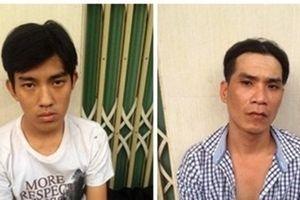 Bắt nóng hai kẻ cướp rút dao chống trả trinh sát khi bị truy đuổi
