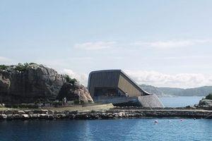Châu Âu sắp có nhà hàng dưới biển đầu tiên, sức chứa lên đến 100 người