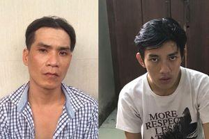Khống chế 2 tên cướp dùng dao tấn công Cảnh sát hình sự