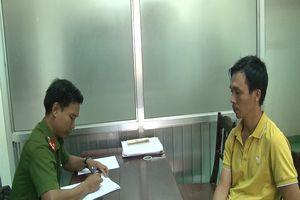Tài xế cầm taxi ở Huế, bị bắt tại TP.HCM