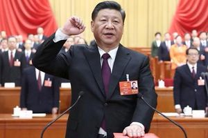 Chủ tịch nước chúc mừng ông Tập Cận Bình tái đắc cử với 100% phiếu