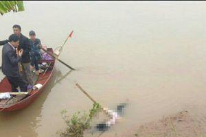 Nữ sinh nghi tự tử: Phát hiện thi thể trên sông Thái Bình