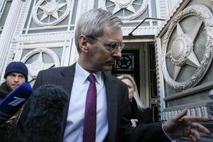 Nga chính thức tuyên bố trục xuất 23 nhà ngoại giao Anh