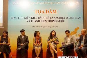 Phát huy nguồn lực người Việt ở nước ngoài đóng góp xây dựng đất nước