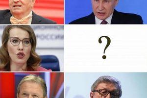 Bầu tổng thống Nga: Nếu Putin tái đắc cử sẽ cầm quyền đến năm nào?
