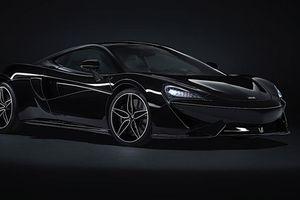 Siêu xe McLaren 570GT 'bóng đêm' huyền bí giá 5,7 tỷ đồng