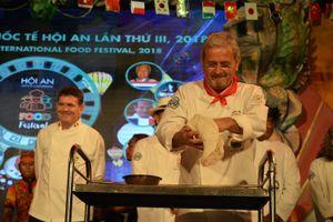 Bế mạc Liên hoan ẩm thực Quốc tế Hội An 2018