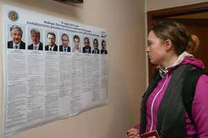 Bầu cử tổng thống Nga: Cuộc đua thách thức bản lĩnh