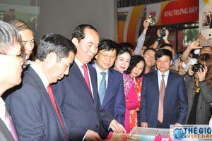 Báo Thế giới & Việt Nam nhận 2 giải tại Hội báo toàn quốc 2018