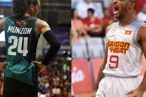 Saigon Heat - Westports Malaysia Dragons: Cơ hội 'chạy bài'