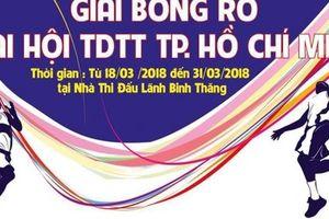 Giải Bóng rổ Đại hội TDTT TP.HCM: Hôm nay tưng bừng khai mạc 'World Cup' của dân chơi bóng rổ TPHCM