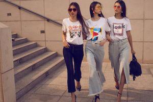 Team Sang Next Top Model rực rỡ đón mùa hè