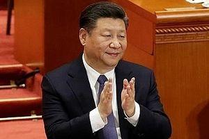 Điện mừng lãnh đạo khóa mới của Trung Quốc