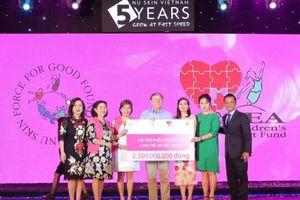 Nu Skin Việt Nam kỷ niệm 5 năm đến Việt Nam