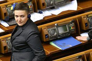 Nghị sỹ Ukraine Savchenko: Quân đội Ukraine đang sẵn sàng đảo chính