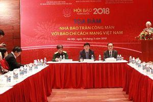 Nhà báo Trần Công Mân: Cây bút chính luận mẫu mực của làng báo Việt Nam thế kỷ XX
