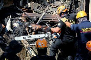 Philippines: Máy bay đâm thẳng vào nhà dân, ít nhất 10 người chết